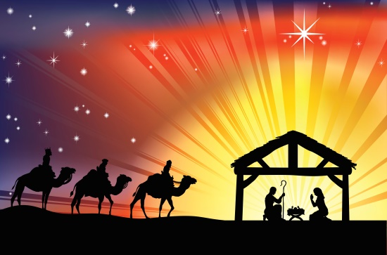 Christmas Week Schedule at St. John Parish