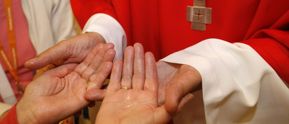 Mass of Anointing of the Sick and Aged